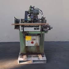 Ebay Woodworking Machinery Auctions by 1987 Weinig Rondamat R931 High Precision Profile Grinder