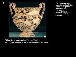 Francois Vase Greek Vase Painting Ppt Video Online Download