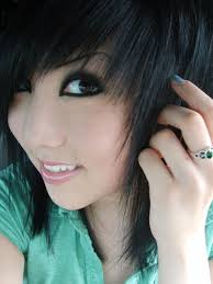 long black scene hairstyles long haircut and hairstyle ideas