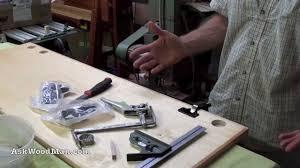 Kitchen Cabinet Hinge Template Concealed Hinge Jig Kreg Concealed Hinge Template How To Install