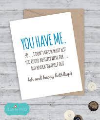 birthday card to boyfriend fugs info