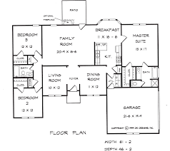 pendleton house plans builders floor plans architectural drawings