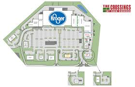 kroger floor plan the crossings at four corners triland