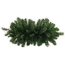 darice 32 rich mixed pine artificial swag