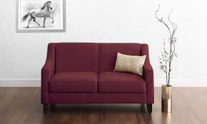Sofa Covers Online In Bangalore Buy Hayden 2 Seater Sofa Online In India Livspace Com