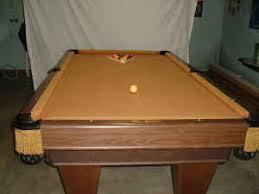 brunswick monarch pool table 1973 brunswick monarch pool table