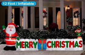 Christmas Decorations Outside House by Cool Xmas Decorations For Outside Your House Christmas