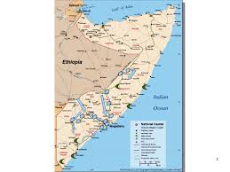 Djibouti Map Somalia Maps Perry Castañeda Map Collection Ut Library Online