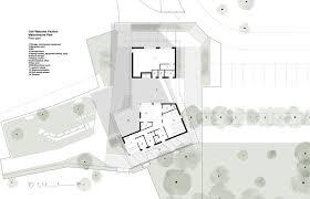 golf welcome pavilion at maisonneuve park cardin ramirez julien floor plan