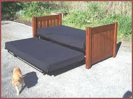 Day Bed Sofa by Voorhees Craftsman Mission Oak Furniture Gustav Stickley