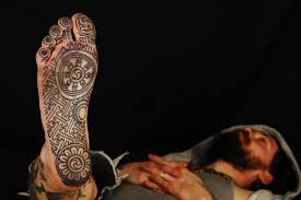 neo polytheist buddhist tattoos