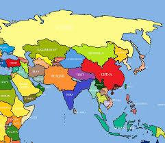 East Asia Map Asia Political Map Full Size In Lapiccolaitalia Info