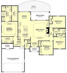 4 bedroom open floor plans best 25 4 bedroom house ideas on 4 bedroom house