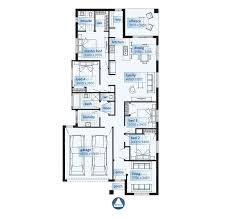 Sanctuary Floor Plans by Brookfield Simonds Home Builders On Sunshine Coast Queensland