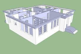 kitchen designs 3d warehouse sketchup kitchen l shaped farmhouse