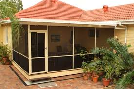 backyard enclosed patio with glass walls outdoor enclosed patio