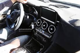 lexus rx vs mercedes glk spyshots all new 2015 mercedes glk class x205 interior revealed