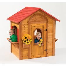 creative cedar designs sunnybrook lane playhouse 9300b the home