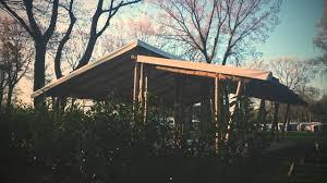wall tent platform design mocadazu luxury bamboo tent youtube