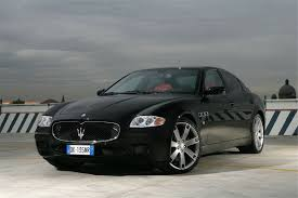 maserati black 4 door maserati quattroporte 2004 car review honest john