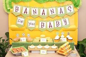 monkey baby shower decorations monkey baby shower ideas baby shower gift ideas