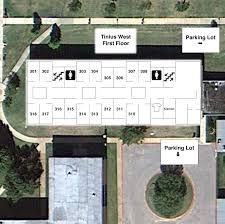tinius west floor plans oklahoma christian university