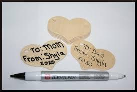 Wedding Gift Tags 100 Wood Heart Tags Wood Heart Wedding Favor Tags Wood Heart