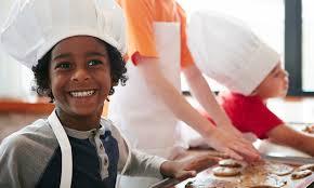 cours de cuisine pour enfant atelier de pâtisserie pour parents et enfants majesticake design