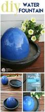 Patio Fountains Diy by Best 25 Diy Water Fountain Ideas On Pinterest Diy Fountain