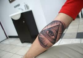 30 staggering eye tattoos creativefan
