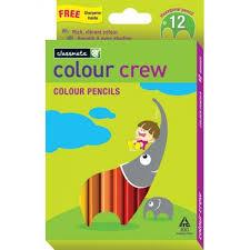 classmate pencil classmate colour pencils 12 shades 87 mm length kmart99