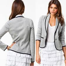 Plus Size Casual Work Clothes Wholesale Rush To Buy Women Fashion Jacket Plus Size S 6xl Easy To