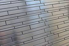 kitchen backsplash stainless steel tiles stainless steel tile ebay
