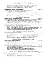 Electrical Engineer Sample Resume by Download Satellite Engineer Sample Resume Haadyaooverbayresort Com