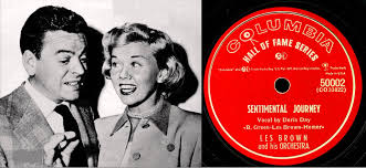 brown s day doris day les brown and his band of renown sentimental journey