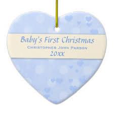baby boy 1st ornaments keepsake ornaments zazzle