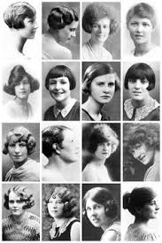 hair style names1920 that roaring twenties hair by 1924 most woman were taking the