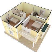 Prefab House Floor Plans Karmod 124 M Prefabricated Modular House Designs And Plans