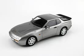 porsche 944 special edition ls collectibles porsche 944 turbo s pre order 1 18 silver ls023a