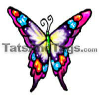 butterfly temporary tattoos designs by custom tags