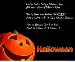 Funny Halloween Poems That Rhyme 31 October Happy Halloween Pumpkin Day Images Greetings Sms