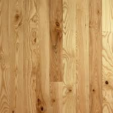 unfinished ash character rustic grade wide plank hardwood