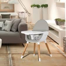 chaise haute b b auchan chaise haute bébé évolutive gris ikid at16 pas cher à prix auchan
