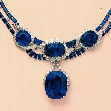 sapphire jewelry necklace images 1919 best zafiros images gemstones sapphire and jpg