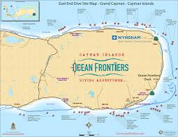 Black Rock City Map See The Best Grand Cayman Dive Sites