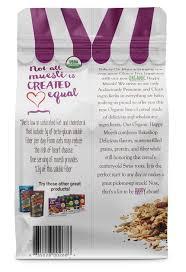 amazon com bakery on main gluten free organic happy muesli