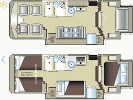 29ft adventurer 4 deluxe motorhome 5 berth fraserway vehicle