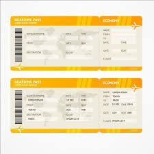 airline ticket template free editable airline tickets i made this