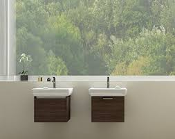 2 Basin Vanity Units Subway Villeroy U0026 Boch Custom Made Vanity Units For Branded