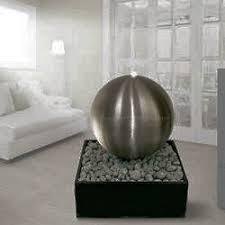 design zimmerbrunnen zimmerbrunnen aus edelstahl